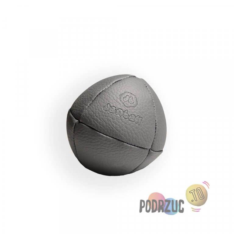 Grafitowa solidna piłka do żonglowania