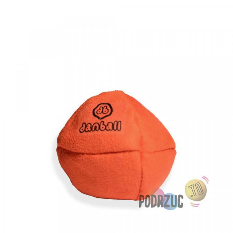 Piłka w kolorze pomarańczowym do żonglowania
