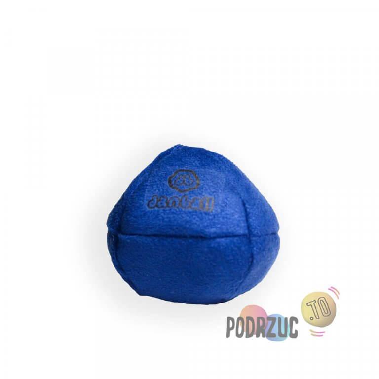 Piłka w kolorze niebieskim do żonglowania