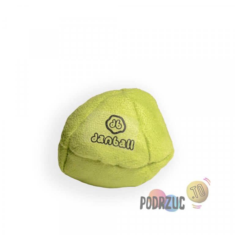 Piłka w kolorze zielonym do żonglowania