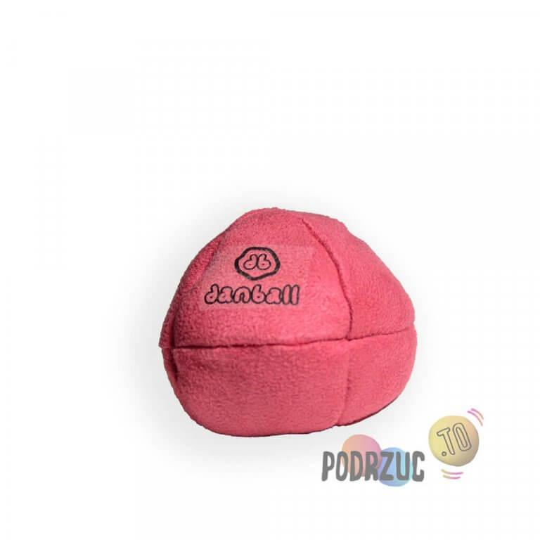 Piłka w kolorze różowym do żonglowania