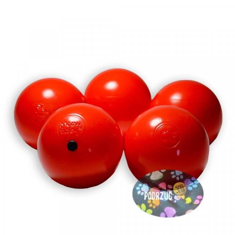 Meow Ball Piłki do żonglowania czerwone Podrzuc.to