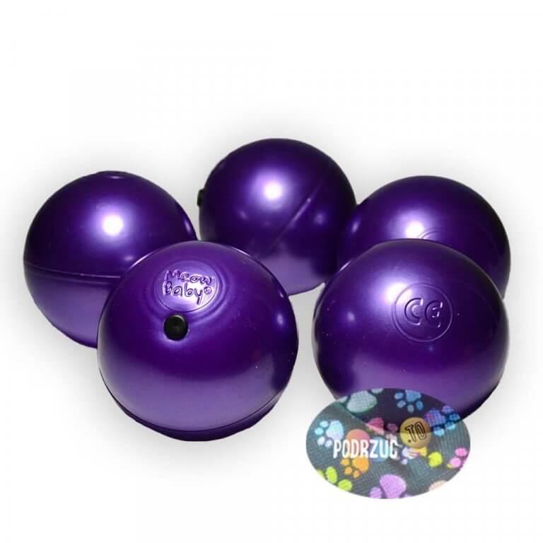 Meow Ball Piłki do żonglowania granatowa perła Podrzuc.to
