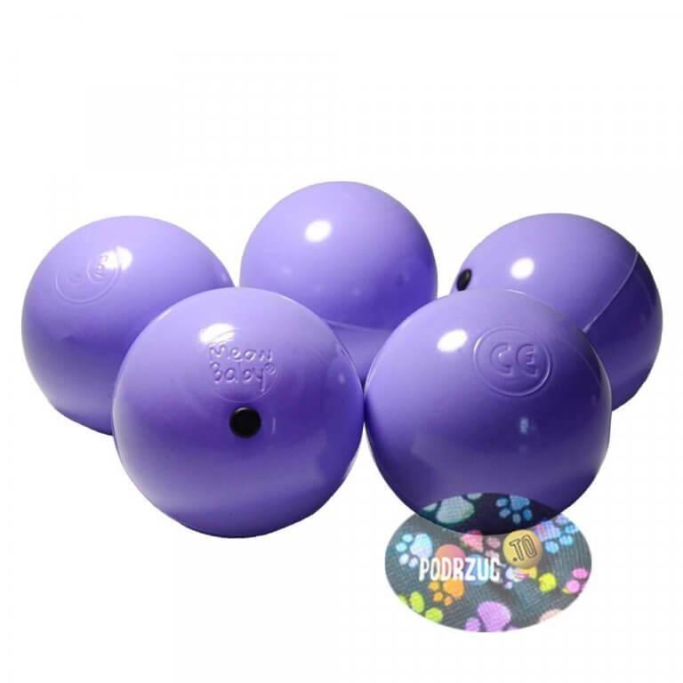 Meow Ball Piłki do żonglowania wrzosowe Podrzuc.to