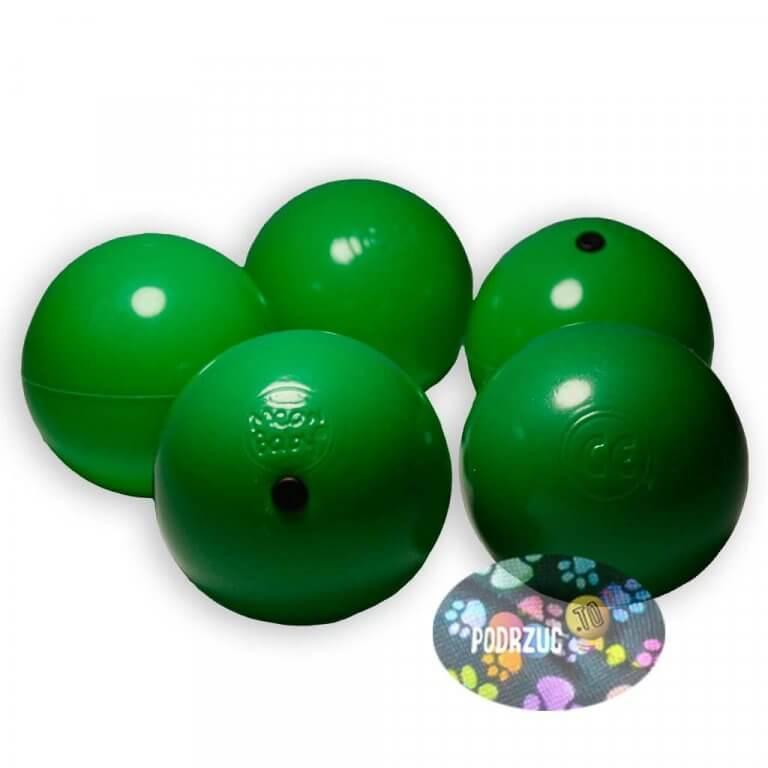 Meow Ball Piłki do żonglowania zielone Podrzuc.to