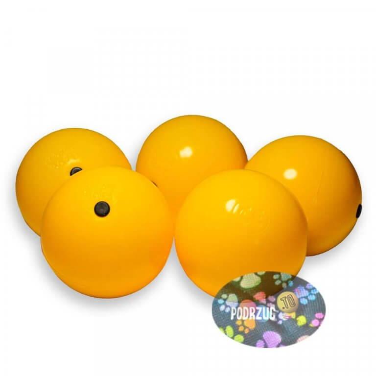Meow Ball Piłki do żonglowania żółte rusałki Podrzuc.to