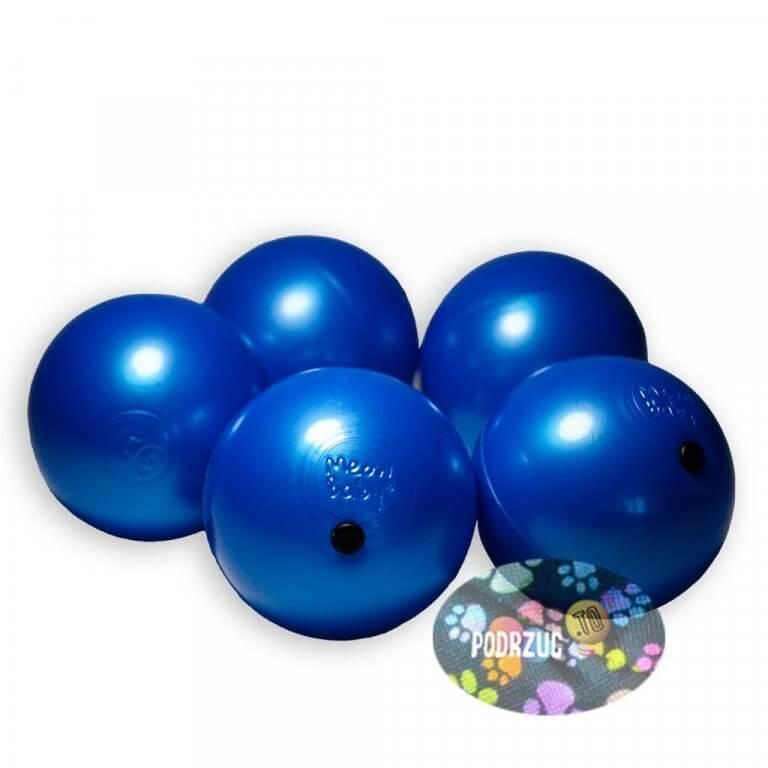 Meow Ball Piłki do żonglowania niebieska perła Podrzuc.to
