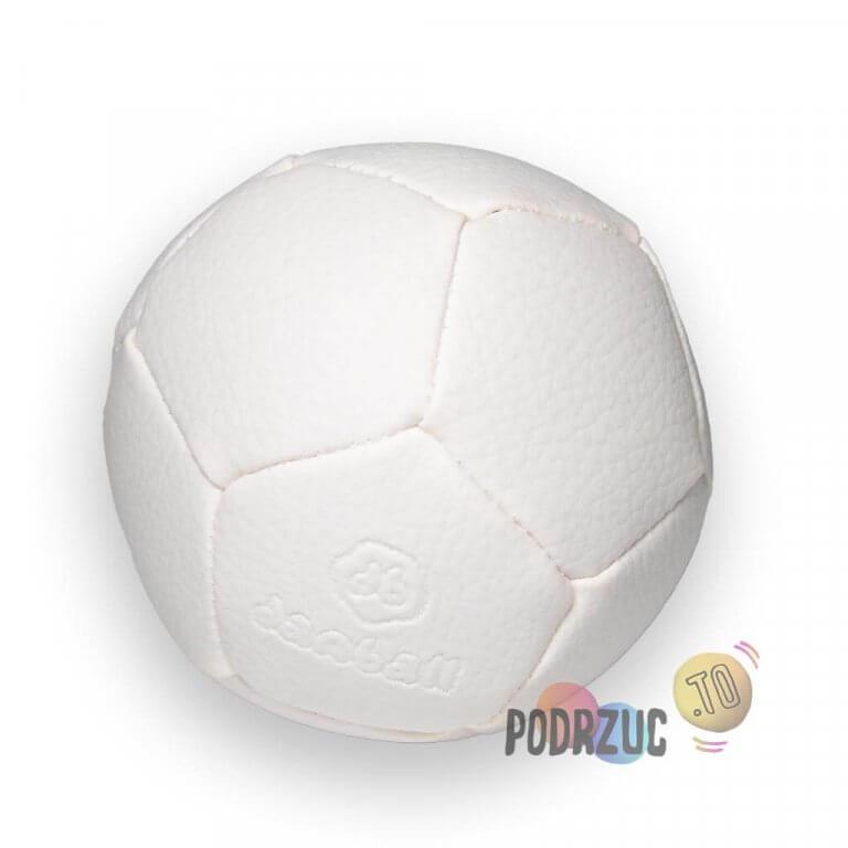 Piłka do żonglowania hexagon biały danball podrzuc.to