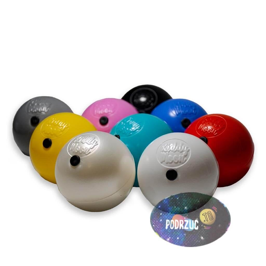 Rusałki kolorowe 60mm Moon Dot Podrzuc.to