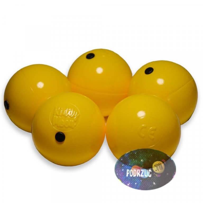 Rusałki żółte 60mm Moon Dot Podrzuc.to