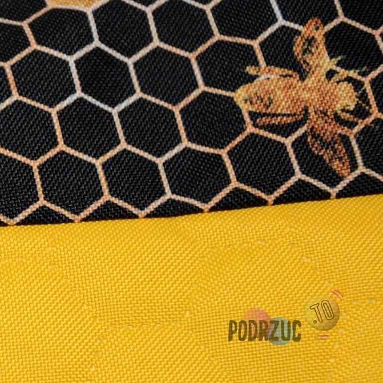 Torba Pszczoła tkanina