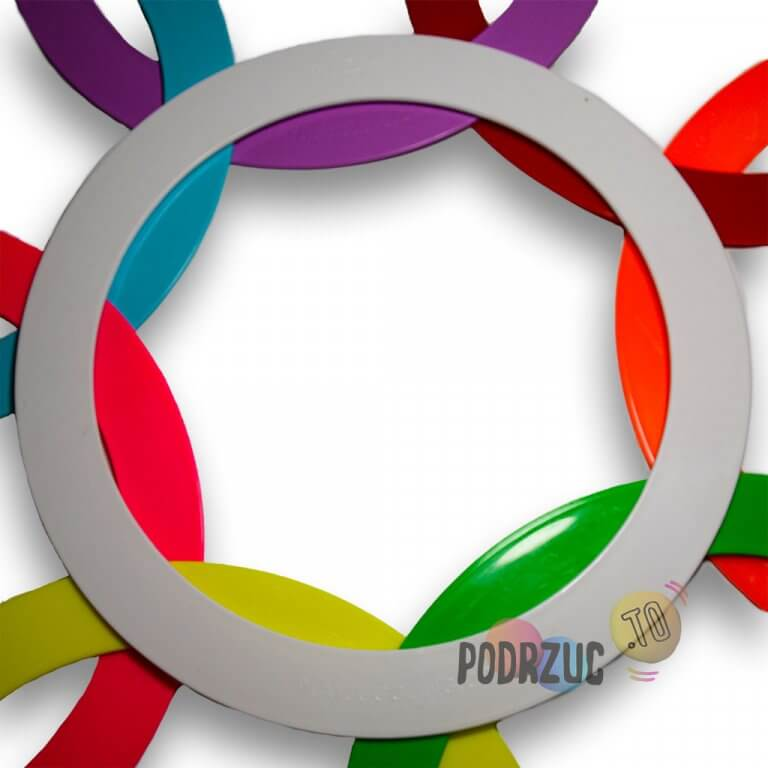 Ringi 32 cm żonglerka kolorowe podrzuc.to