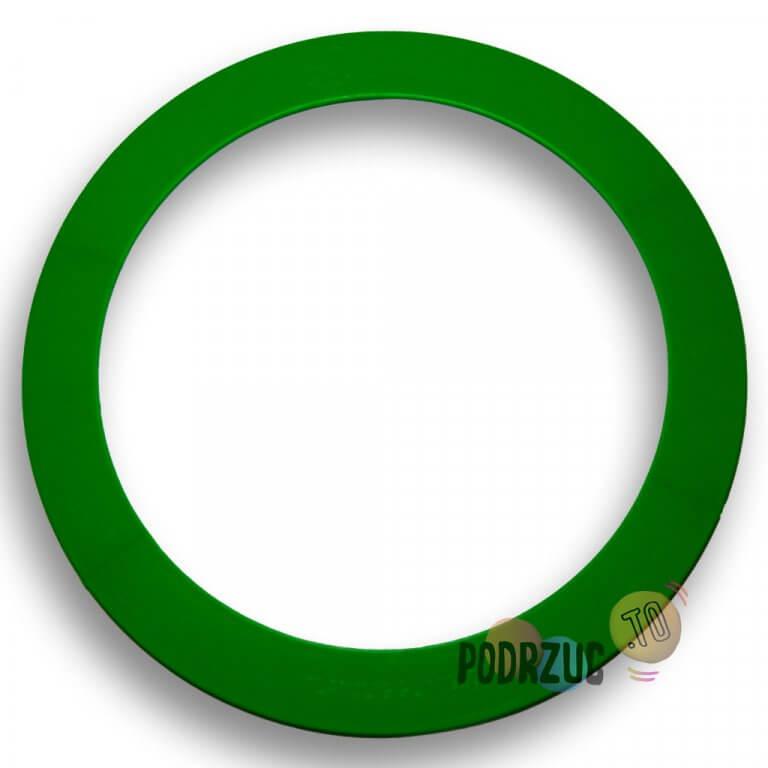 Ringi do żonglerki 32 cm Zielony podrzuc.to
