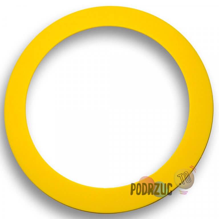 Ringi do żonglerki 32 cm Żółty podrzuc.to